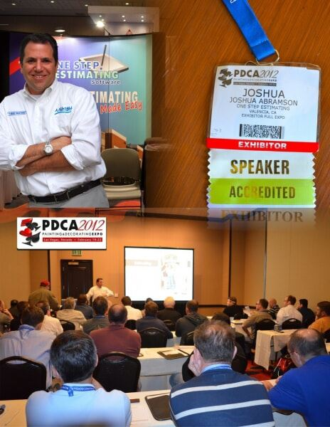 Joshua Abramson at PDCA 2012